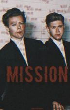 Mission / narry  by hiiminlovewithnarry