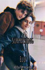 Surprising - Lucas x Eliott (ONE SHOTS) by lallemvnt