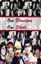 One Direction One Shots ~ Open by mjroco