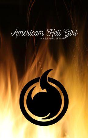 American Hell Girl by Theturtwiggirl