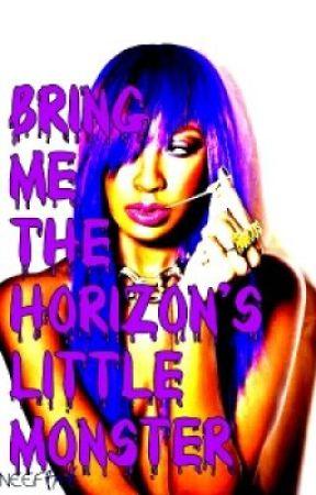 Bring Me The Horizon's Little Monster by KawaiiKayaChan