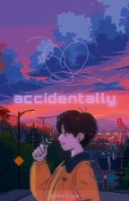 accidentally | jjk au by guksdior