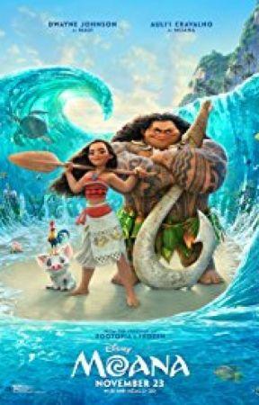 Team Avatar Meets Moana by PerkyGoth14