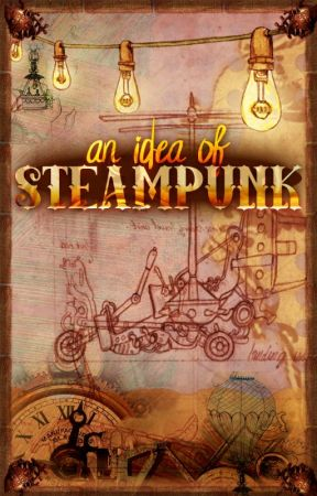 An Idea of Steampunk - Engagement Week by _SteamPunk