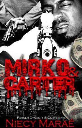MIRKO & CARTER  by Babynie__