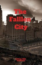 The Fallen City (Stray Kids x Male OC) by CryingInTheShadows