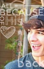 All Because Of His Snapback (Brent Rivera Fanfic) by ItsSpencerDavis