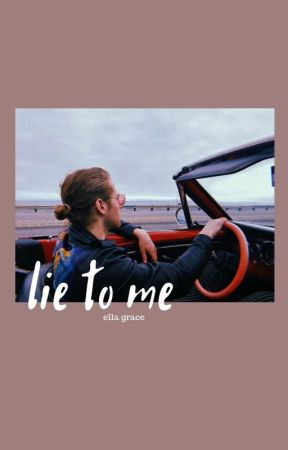 Lie To Me by moaningluke