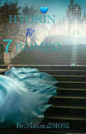 Hyorin dan 7 Romeo by Maurin291092