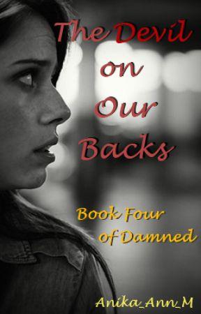 The Devil on Our Backs*Matt Murdock*Daredevil x The Flash* Damned* by Anika_Ann_M