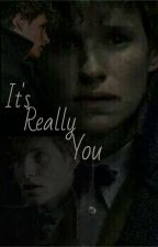 It's Really You (Newt Scamander x Reader) by MaximoffScamander