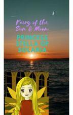 Fairy of the Sun & The Moon: Princess Stella  by Lumna10