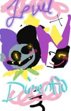 Clown Couple (Dimentio x Jevil) (Finished) by iamsososorry
