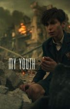 MY YOUTH {five Hargreeves} by -eviejane