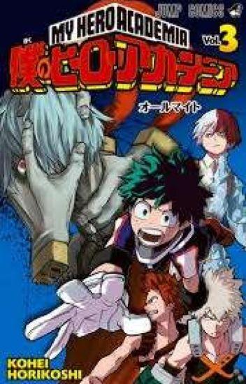 My Hero Academia: Izuku Midoriyas Journey - Bandit235 - Wattpad
