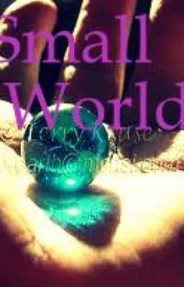 One Small World [oneShot] by PinkiiBlu