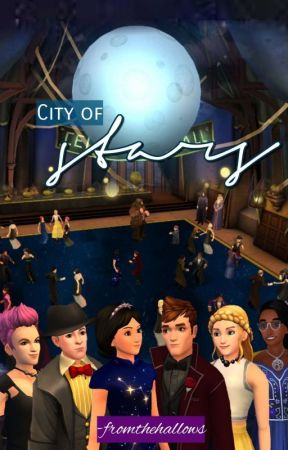 city of stars [a retell of the celestial ball] by -fromthehallows