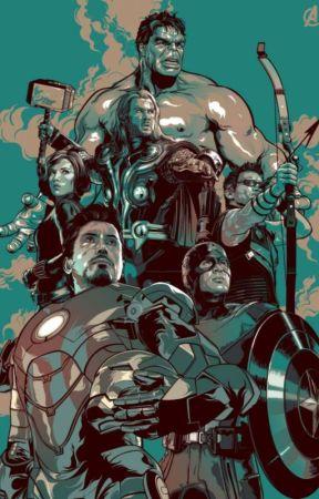 avengers one-shots by alliekat_echo