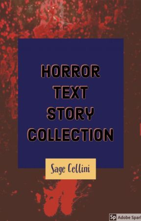 Horror Text Story Collection by Boba4k