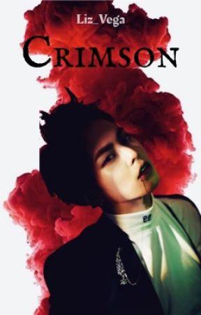 Crimson • Xiumin by Liz_Vega