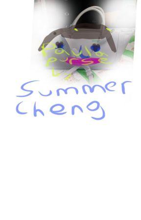 Paula Purse by Summer Cheng by SummerCheng37