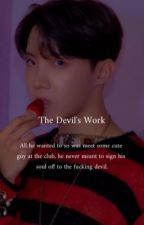 The Devil's Work || Yoonseok by mygmarkie