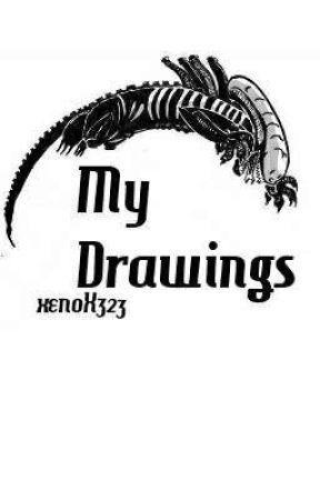 "* My ""Drawings"" * by xenoX323"