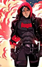 Jay's Girl (Jason Todd/ Redhood x Batboys x reader) by bluelionkitty