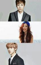 He is my oppa- Exo Xiumin/Luhan by OwloWlowLlL