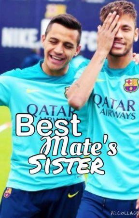 Best Mate's Sister (Neymar) by LatinBombshell