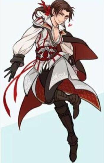 Female Ezio Auditore Da Firenze X Male Reader Last Assassin