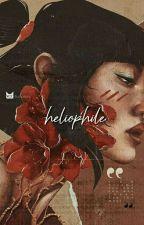 Heliophile   J.JK by freyaii