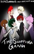 The Shipping Gang | Tododeku Kiribaku Fanfic by _IcyHotTodoroki_