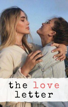 The Love Letter (girlxgirl) (lesbian story) gxg by SophieLewisJ