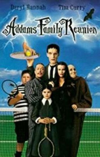 Daddy's Girl (An Addams Family Reunion Fanfic)