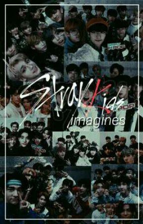 Stray Kids Imagines || bluishgrae by bluishgrae
