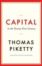 Томас Пикетти - Капитал в XXI веке краткое содержание by Holden7