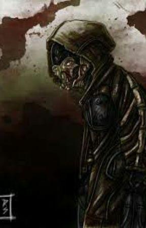 The Scorpion Sage (Adopted) by CrimsonWolfAssassin