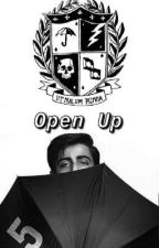 Open Up》Number 5 Fanfic by Kate-Milly