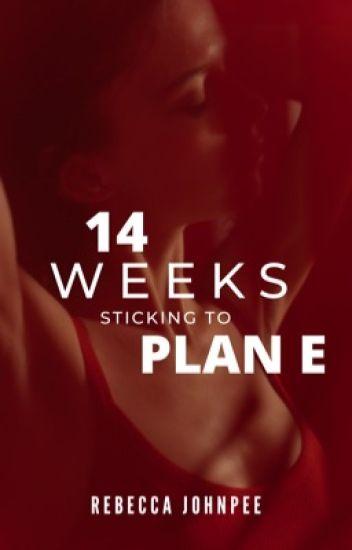 14 weeks sticking to plan E