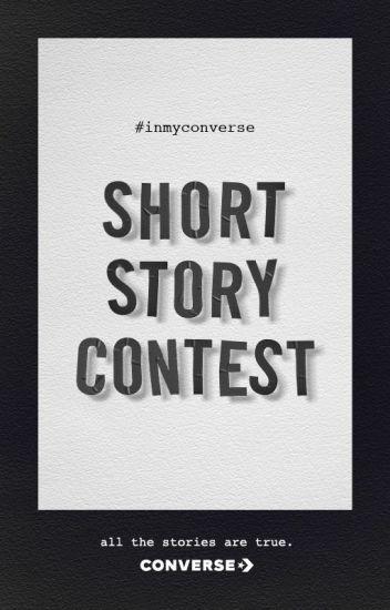 Converse #inmyconverse Short Story Contest