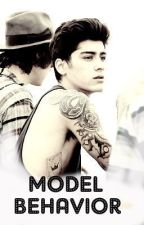 Model Behavior // z.m by floweredmalik