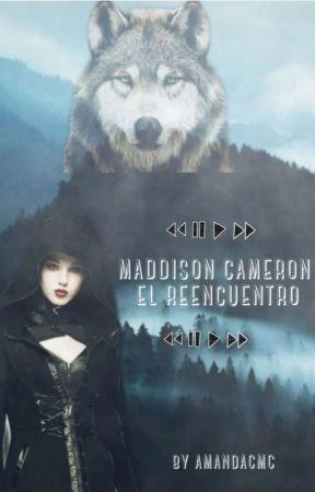 Maddison Cameron //El reencuentro//Alec Volturi [Pausada]2️⃣ by AmandaCMC