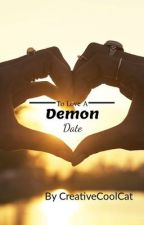 Demon Date by CreativeCoolCat