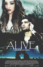 Alive. z.m. by Tattoedhurricane