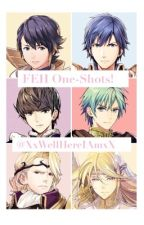 FEH One-Shots! (Male Characters x Female!Reader) by XxWellHereIAmxX