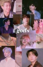 GODS|| ot7 BTS FANFIC by koophoriaaa