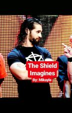 The Shield Imagines  by MikaylasFanFiction