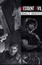 LEON S. KENNEDY SMUT BOOK by thallas