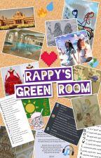 Rappy's Green Room  by RappyTheDinosaur